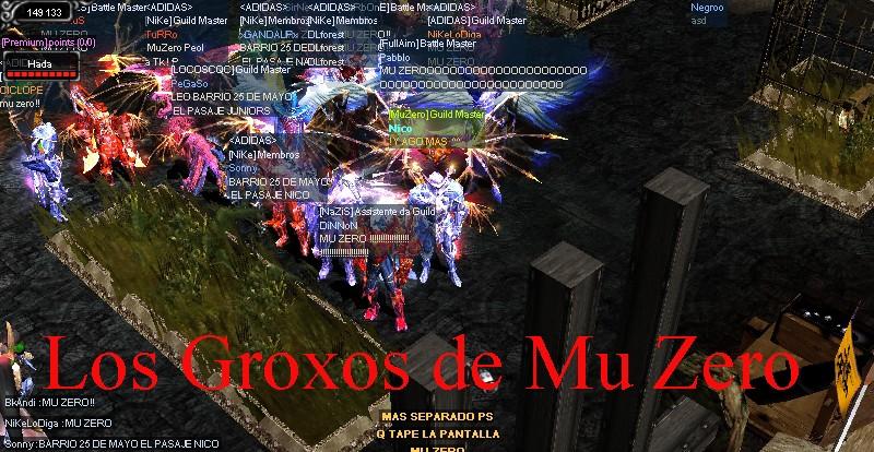 Bienvenidos  Mu Zero Reload s2