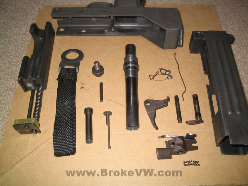 US Machinegun: *Blackout Barrel Extension for MPA/MAC-10/VULCAN ...