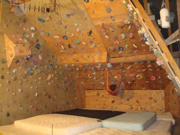 Fabuleux Mur en OSB avec des dalles de plancher WZ76