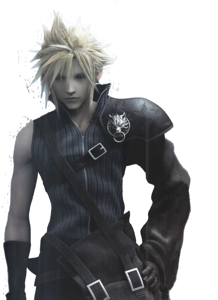 Cloud Strife's World