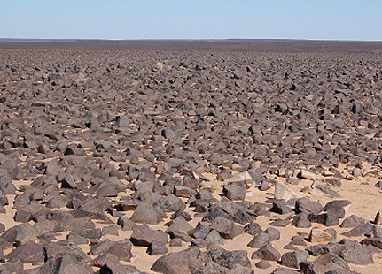 World's hottest Place: El Azizia, Libya