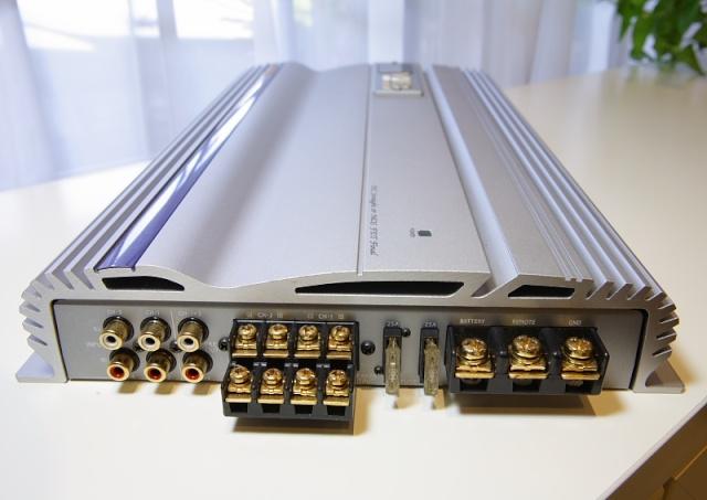 Alpine V12 Mrv 3  2 Channel Power Amp  Used